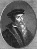 John Calvin Photographie stock libre de droits