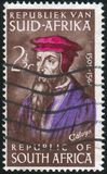 John Calvin Południowa Afryka Obraz Stock