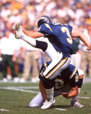 John Carney, San Diego Chargers Royalty Free Stock Image