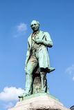 John Cockerill-standbeeld in Brussel Royalty-vrije Stock Afbeelding
