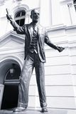 John Curtin statue Fremantle Western Australia Royalty Free Stock Image