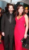 John Cusimano und Rachel-Strahl Lizenzfreie Stockfotos