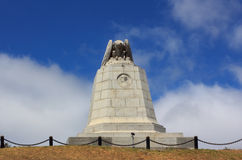 John D. Sloat Monument in Monterey, California. Stock Photography