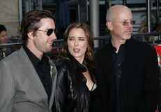 John Dahl, Tea Leoni and Luke Wilson Stock Image