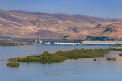 John Day Dam Stock Photos