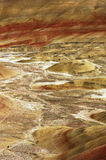 John Day Fossil Beds Close Stock Photo