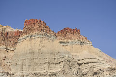 John Day Fossil Beds Mountain Reef Royalty Free Stock Image
