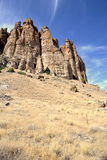 John Day Fossil Beds National-Monument, Oregon Stockbilder