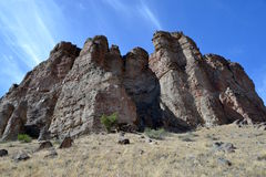 John Day Fossil Beds National Monument, Oregon Royalty Free Stock Images