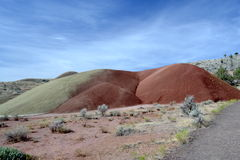 John Day Fossil Beds National Monument, Oregon Royalty Free Stock Photography