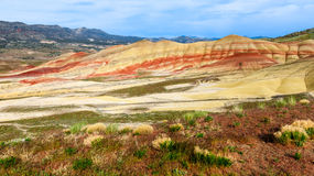 John Day Fossil Beds National Monument Stock Photos