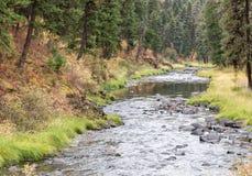 John Day River, oostelijk Oregon Stock Fotografie