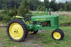 A john deer tractor Stock Image