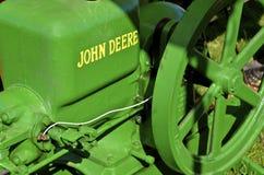 John Deere benzynowy silnik obraz royalty free