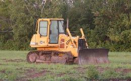John Deere Bulldozer Fotografering för Bildbyråer