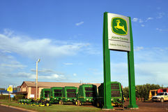 John Deere dealership Stock Photography