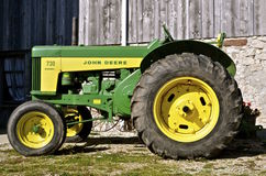 &30 John Deere Diesel Tractor Fotografia Stock Libera da Diritti