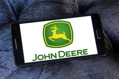 John deere logo Royalty Free Stock Photo