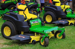 John Deere Mower Royalty Free Stock Photos