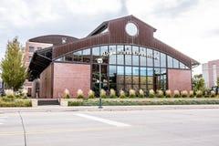 John Deere Pavilion Fotografie Stock