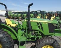 Free John Deere Tractor, New, Closeup Royalty Free Stock Photos - 77431008