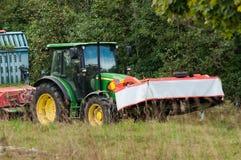 John Deere Tractor Stock Photography