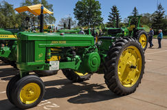 John Deere Tractors Stock Photos