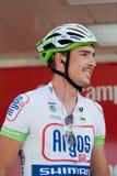 John Degenkolb chez Vuelta 2012 photo stock