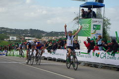 John Degenkolb wins in Lagos Royalty Free Stock Photos
