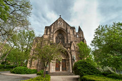 John the Divine church in New York Stock Images