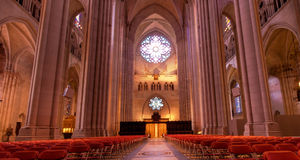 John the Divine church in New York Stock Image