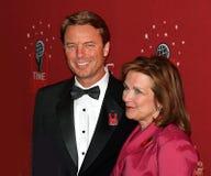 John Edwards и Элизабет Edwards Стоковая Фотография RF
