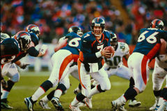 John Elway Denver Broncos Royalty Free Stock Photos
