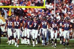 John Elway Denver Broncos Photographie stock libre de droits