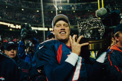 John Elway Denver Broncos Royalty Free Stock Photo
