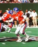 John Elway Denver Broncos Royalty Free Stock Image