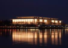 John F Centro de Kennedy para las artes interpretativas Imagen de archivo