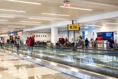 John F Kennedy Airport NYC stockfotos