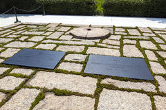 John F Kennedy Eternal Flame fotografia de stock