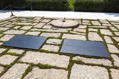 John F. Kennedy Eternal Flame Stock Photography