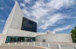 John F Kennedy Museum Fotografia de Stock
