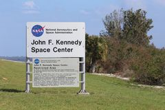 John F. Kennedy Space Center Stock Photography