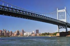 John- F. Kennedybrücke Lizenzfreies Stockfoto