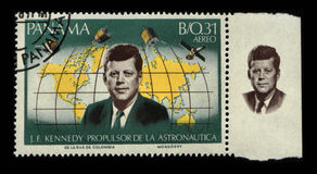 John Fitzgerald Kennedy Royalty Free Stock Photo
