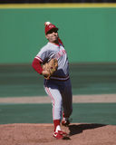 John Franco. Cincinnati Reds closer John Franco, #31.  (Image taken from color slide Stock Photography