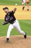 John Franco. New York Mets closer John Franco Stock Photo