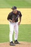 John Franco. New York Mets closer John Franco Royalty Free Stock Photo
