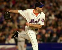 John Franco. New York Mets John Franco. (Image taken from a color slide Royalty Free Stock Photo