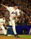 John Franco. New York Mets relief pitcher John Franco. (Image taken from color slide Stock Photo