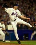 John Franco. New York Mets relief pitcher John Franco. (Image taken from color slide Royalty Free Stock Photo